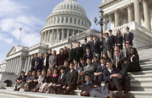 Intel Science Talent Search - 2001 Capitol Steps