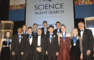Intel Science Talent Search - 2003 Top Ten