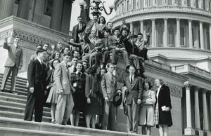 1946 Science Talent Search finalists at the Capitol