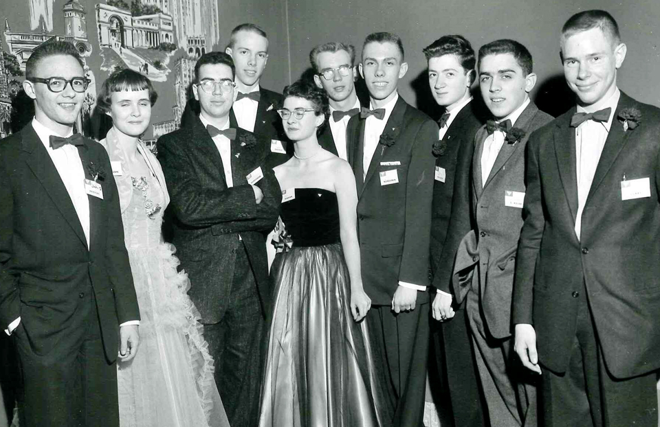 1957 Science Talent Search - Top 10