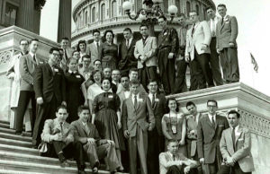 1958 Science Talent Search finalists