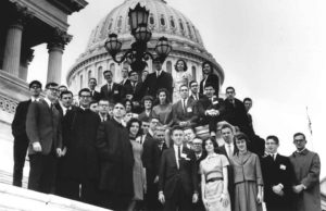 196? Science Talent Search finalists at the Capitol
