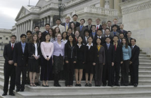 Science Talent Search 2005 Capitol steps