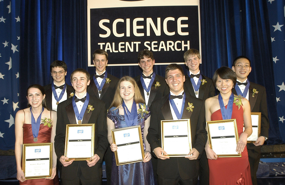 Science Talent Search 2006 top ten