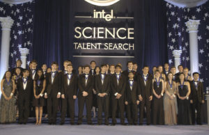 Science Talent Search 2004 Finalists