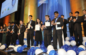 Science Talent Search 2012 Finalists
