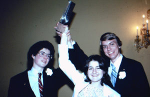 1981 Science Talent Search Finalists - Top 3. Westinghouse STS.