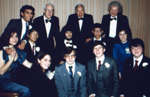 1984 Science Talent Search Finalists - Top Ten. Westinghouse STS.