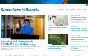 Science News for Student and Science News for High Schools