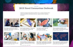 Science News special Coronavirus coverage
