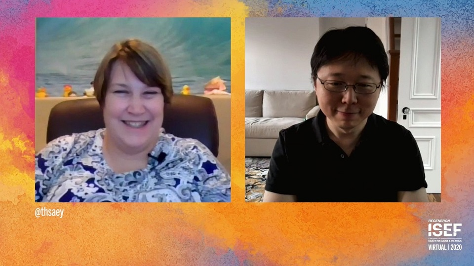 During Virtual Regeneron ISEF, Tina Hesman Saey spoke to Feng Zhang about the role of CRISPR in the fight against COVID-19.