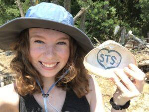 STS finallist, Kyra McCreery