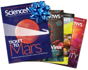 Give the Gift of Science News