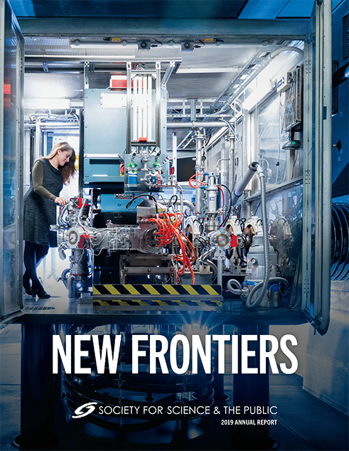 2019 Annual Report - New Frontiers
