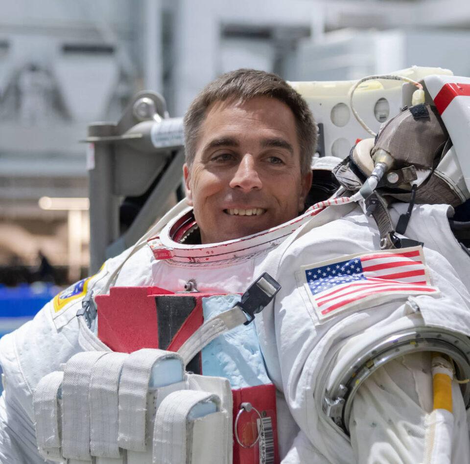 Astronaut, Chris Cassidy