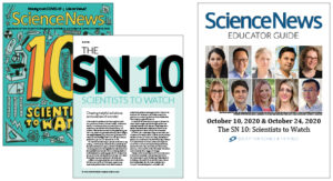 SNHS Email Header for 101020 Issue of SN