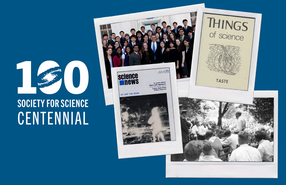 Society for Science Centennial