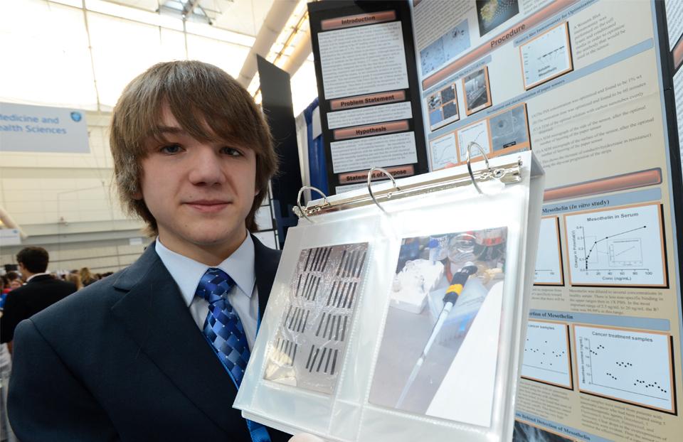 2012 Winner of the Gordon E. Moore Award