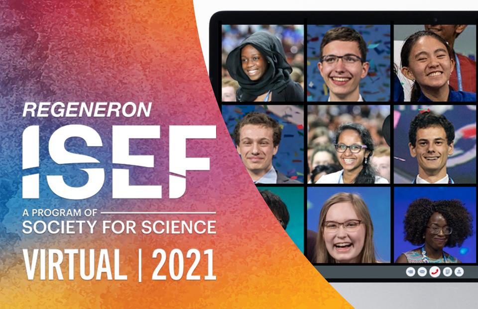 Regeneron ISEF Virtual 2021