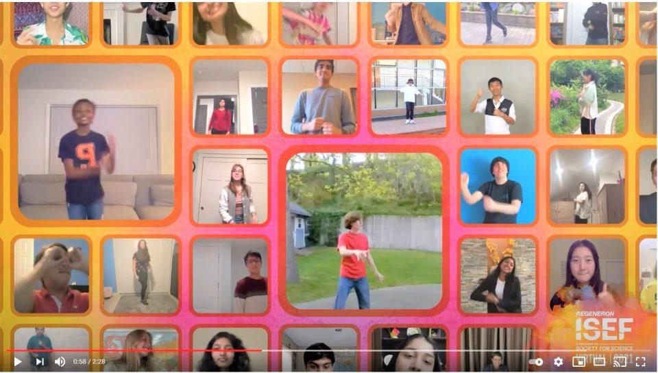 Dance Around the World_2021ISEFvideo