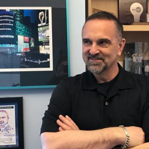 George D. Yancopoulos, MD, PhD Regeneron President and Chief Scientific Officer