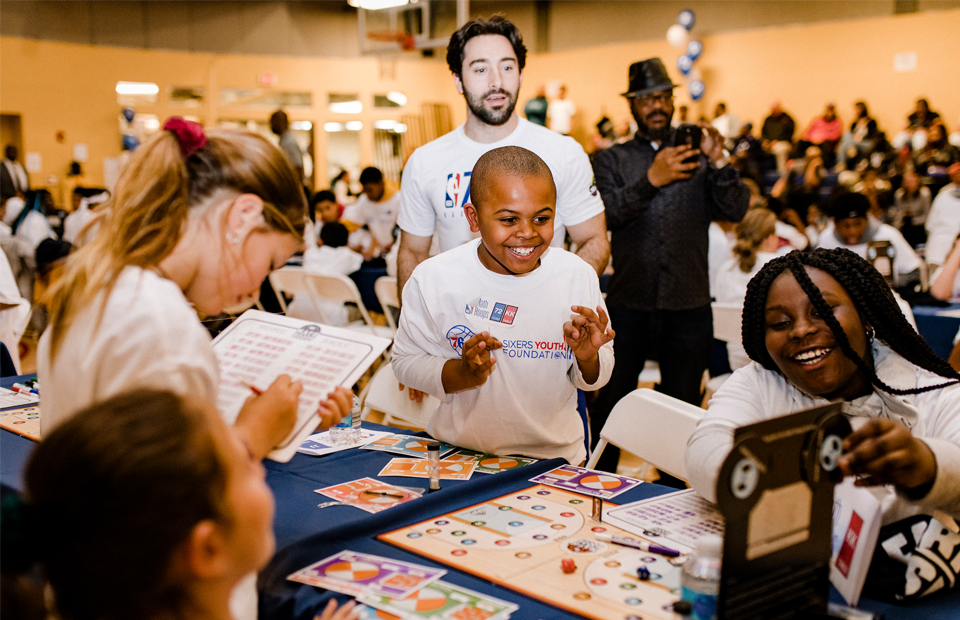 Philly_Tournament - STEM action grant announcement