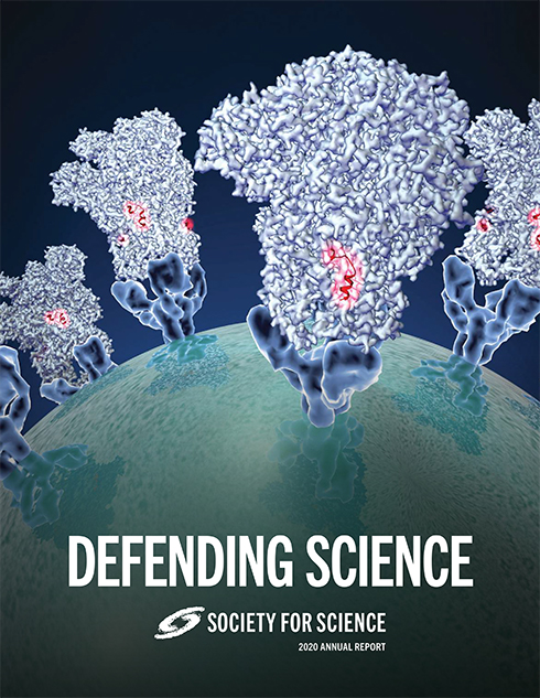 Society for Science 202 Annual Report - Defending Science