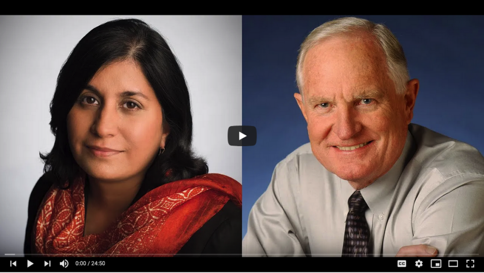 ISEF 2020 - Lessons in Leadership During Times of Uncertainty