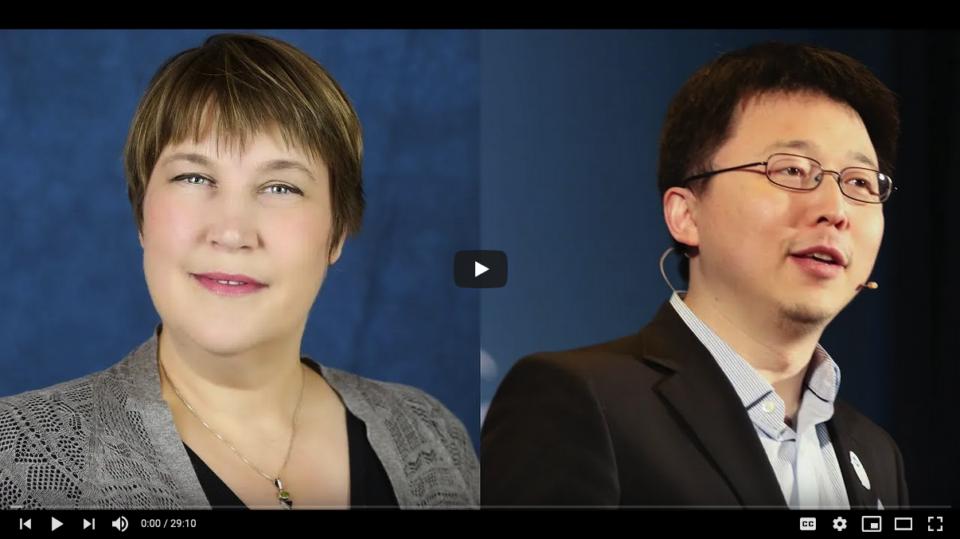 Tina Hesman Saey, Molecular Biology Senior Writer, Science News interview of Feng Zhang for ISEF 2020