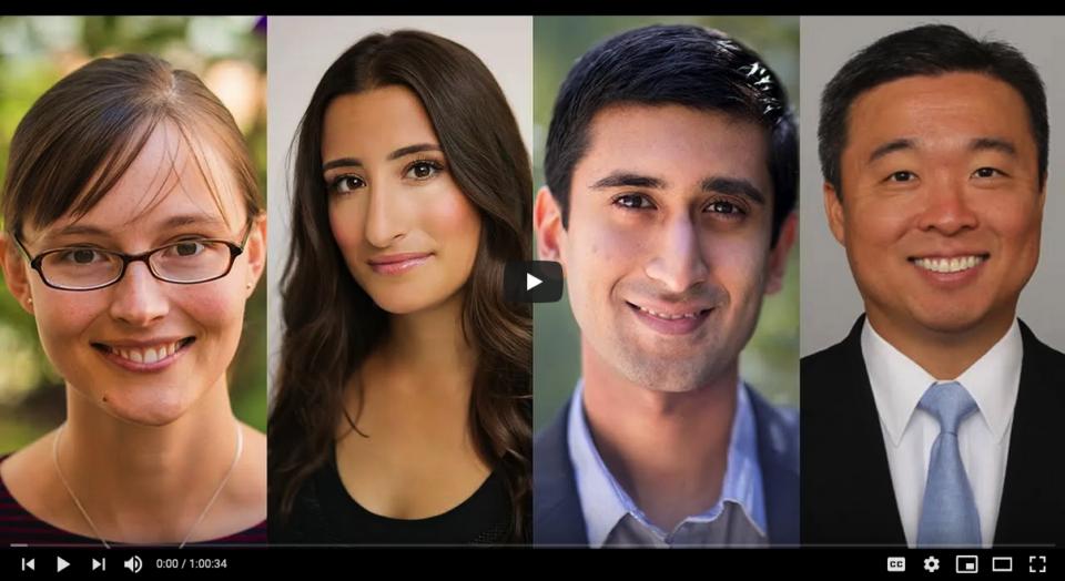 Virtual Regeneron ISEF 2020 - Making Smart Bets on Entrepreneurs