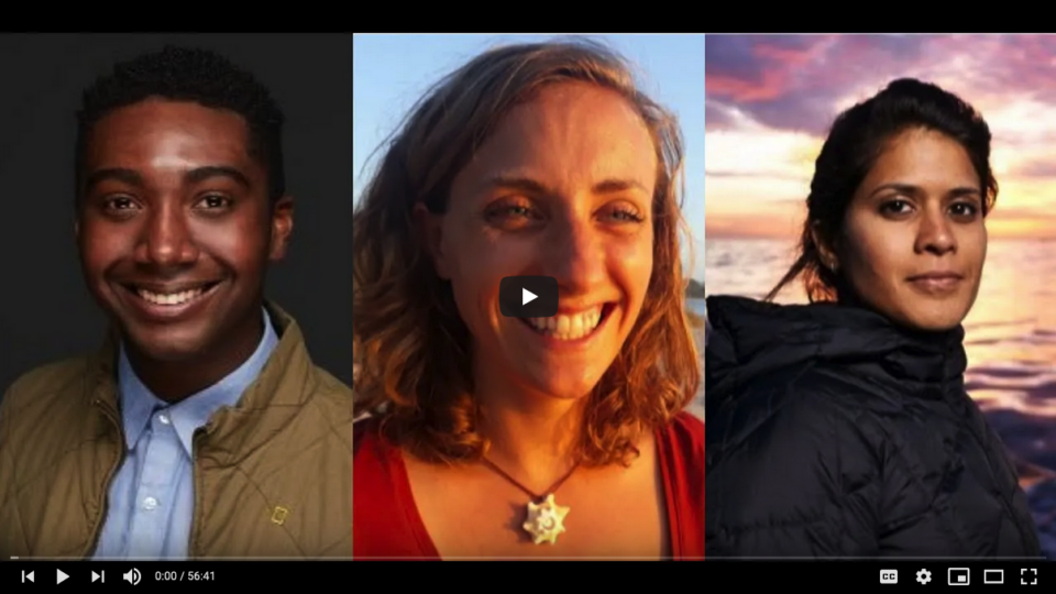 Virtual Regeneron ISEF 2020: From Education to Exploration: Careers that Change the World